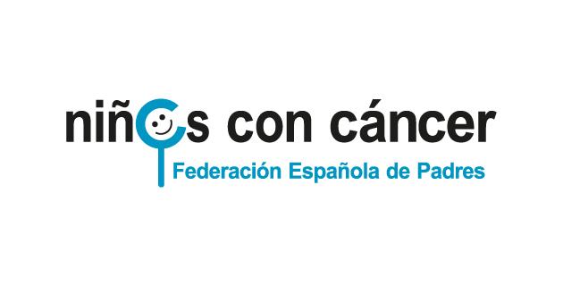 logotipo niños con cancer federacion