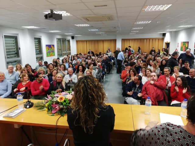 """Presentación del libro """"Soy Yo"""" de Consuelo García"""