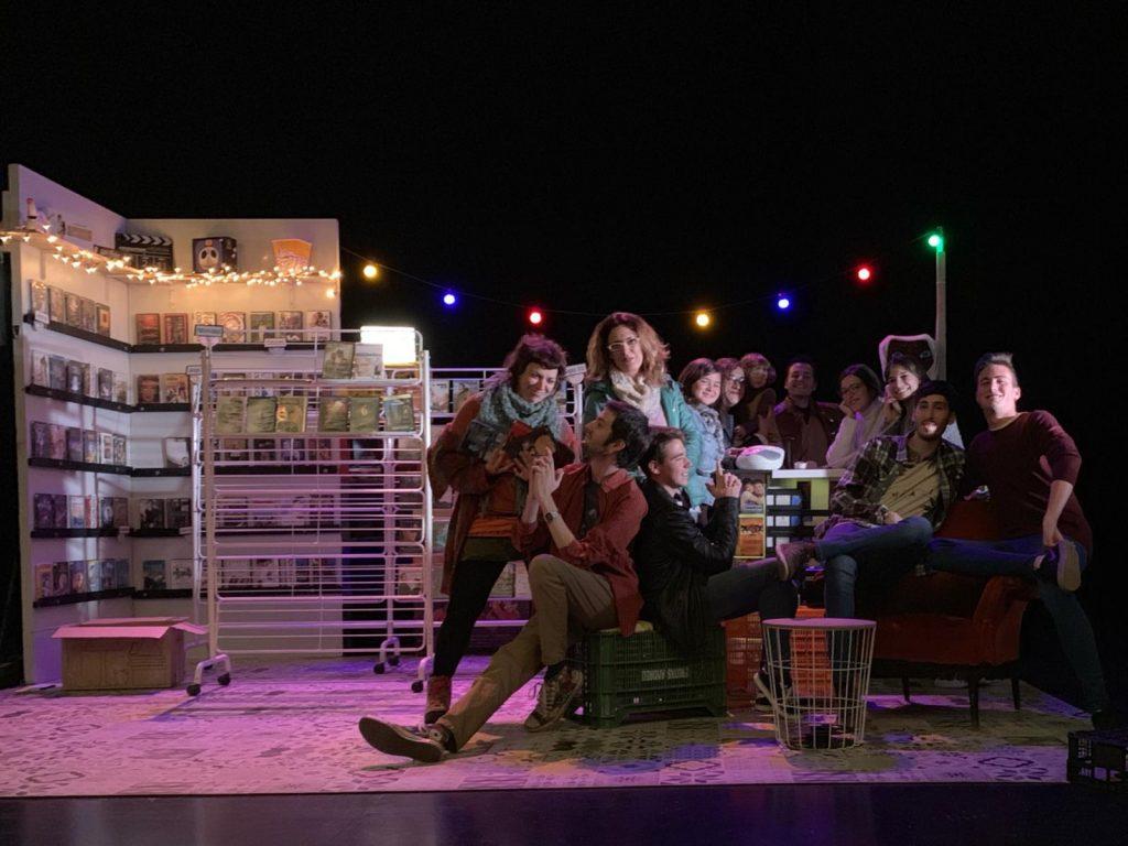 Teatro con nuestros Adolescentes