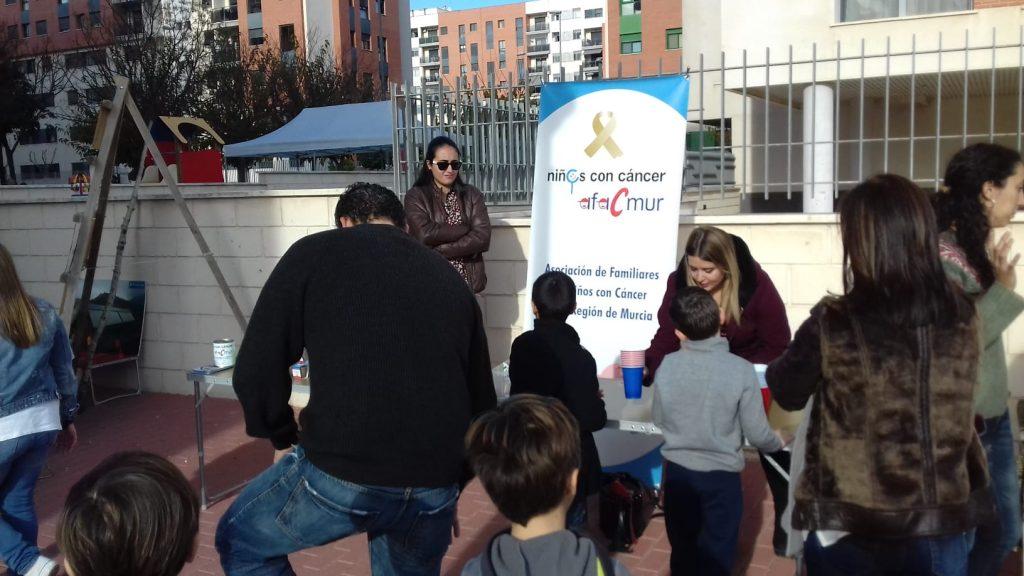 Jornada solidaria de la Asociación de Vecinos de Joven Futura