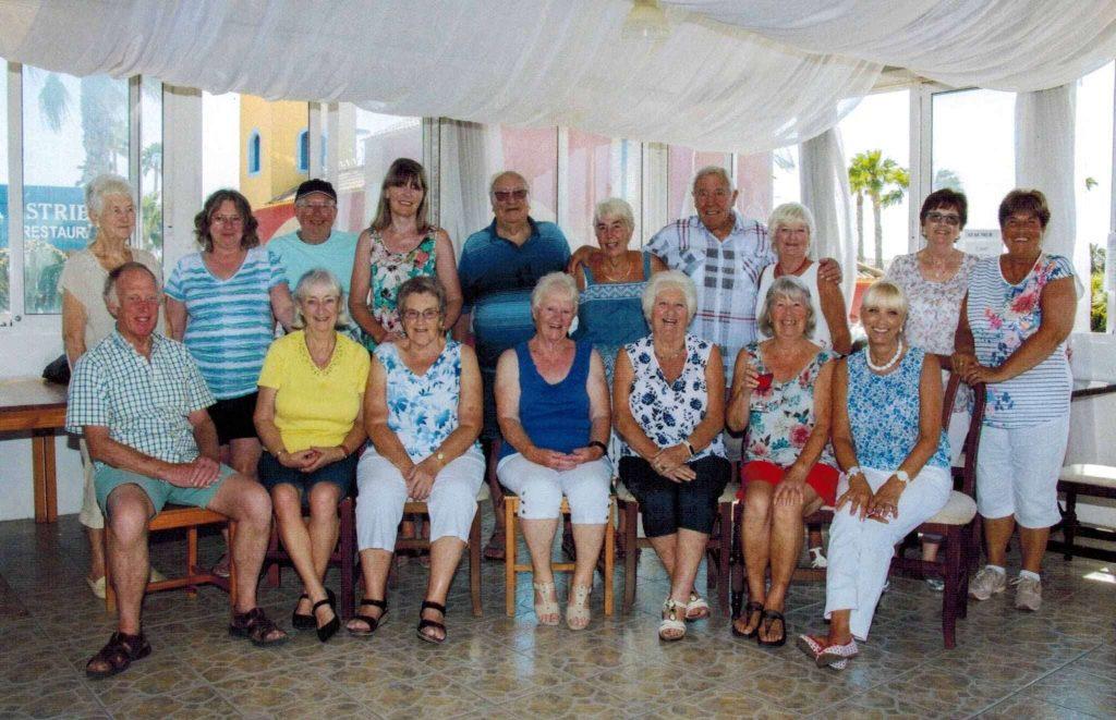DONATIVO DE LINEDANCE GROUP THE ARCHOS LOS NAREJOS