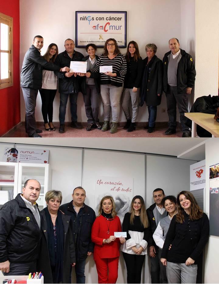 Gracias a los trabajadores que han participado en la iniciativa Euro Solidario de LATBUS